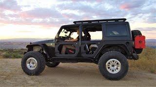 Awesome Jeep Door Swap! BesTop Core Doors
