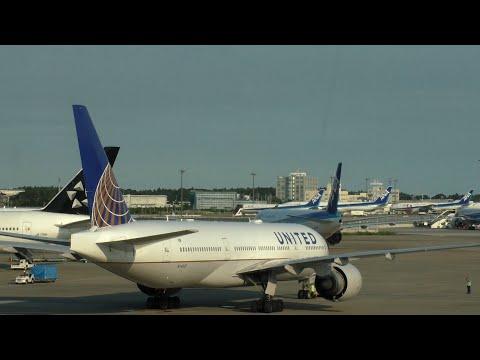 Tokyo Narita Airport Aircraft Movements with *ATC*