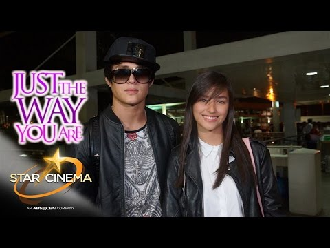 LizQuen flies to US for 'Just The Way You Are' international premiere