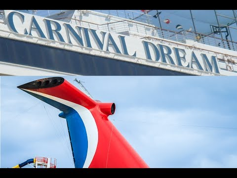 Carnival Dream Quick View Help Tips & Info for First Time Cruise