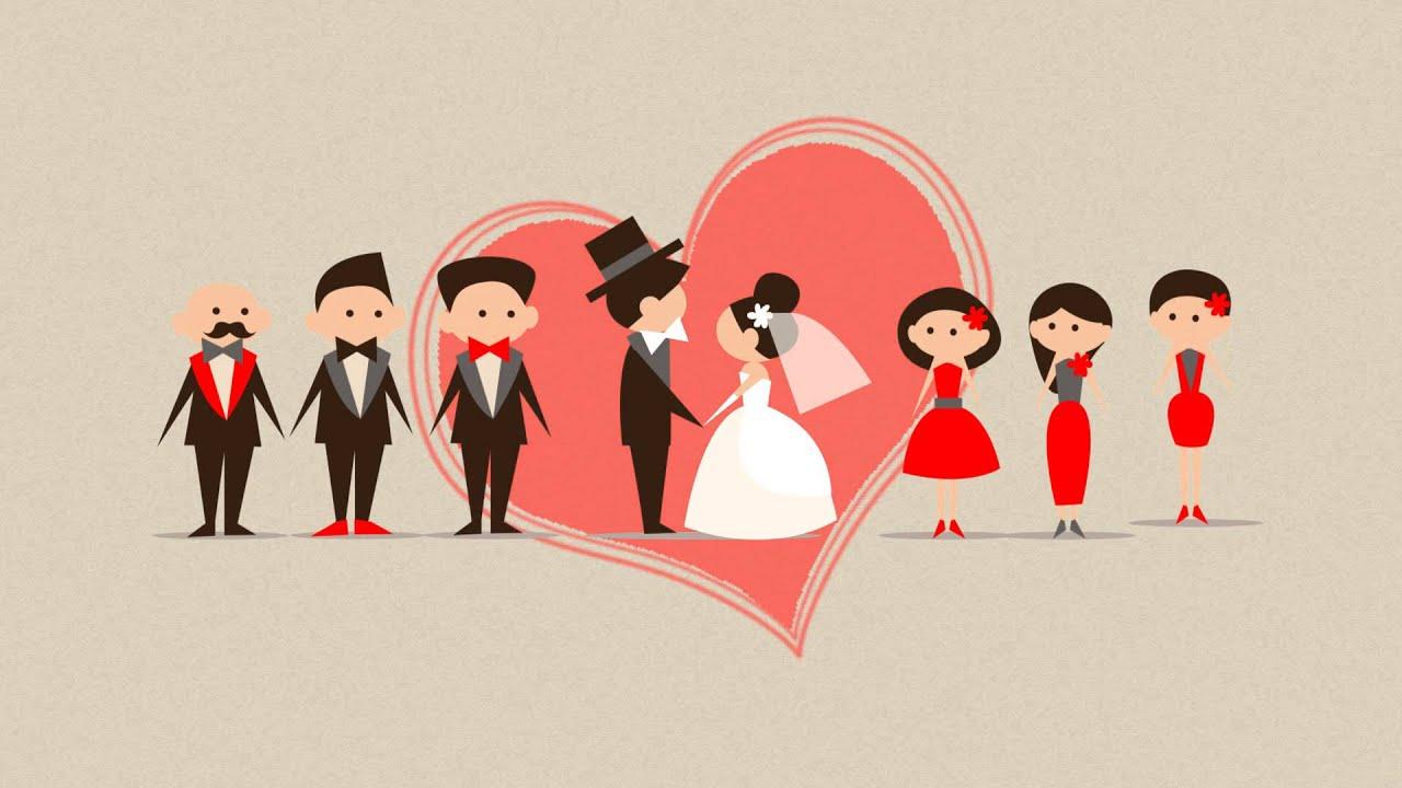Salinan dari Wedding Invitation Motion Graphic - YouTube