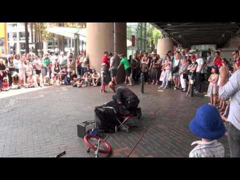 Street Theatre (Jamie Juggler)