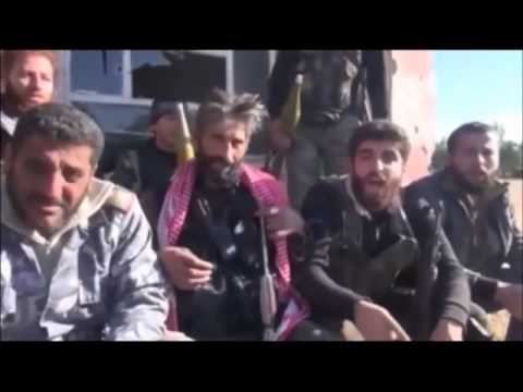 ENGLISH SUBTITLES: Aleppo: the last interview to Abu Furat before his death 15-12-2012