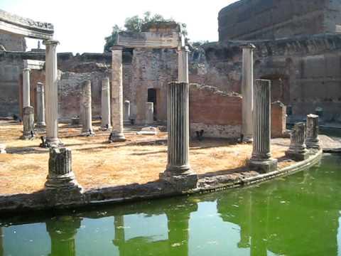 Emperor Hadrian's Villa at Tivoli