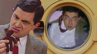 Washing Bean    Mr Bean Full Episodes   Mr Bean Official