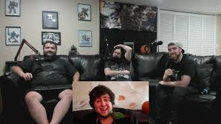 Renegades React to... JonTron - Goosebumps: PART 1