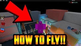 INSANE FLIGHT GLITCH!!! *FLY AROUND* (ROBLOX ASSASSIN)
