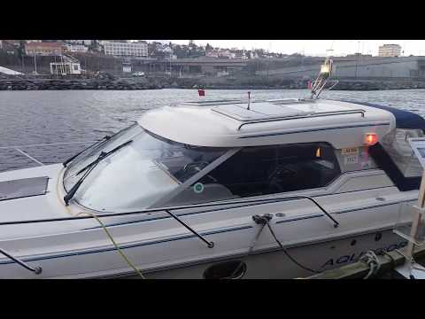 1999 Aquador 26 HT Video / Tour