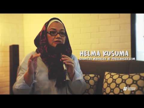 Startup Insight - Menilik Prediksi Tren Freelance di Era Milenial oleh Helma Kusuma