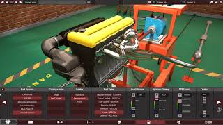10000 RPM ECO inline 4 Engine build.