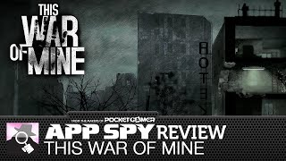 A JOURNEY THROUGH HELL | This War of Mine iOS and Android review