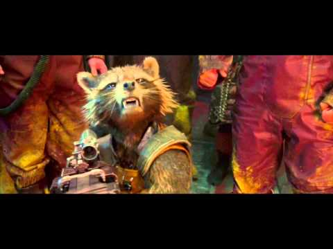 Impression Of H. Jon Benjamin As Rocket Raccoon
