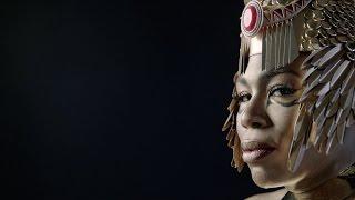 M•A•C Halloween: Egyptian Goddess by Schuron Womack