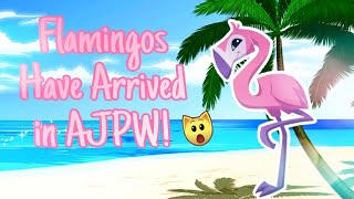 Flamingos Have Arrived in Animal Jam Play Wild!