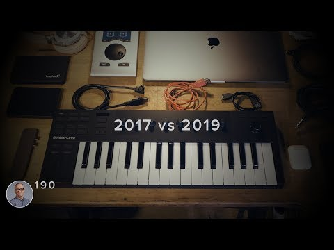 What Is The BEST PORTABLE Setup For Music Production? (2019)