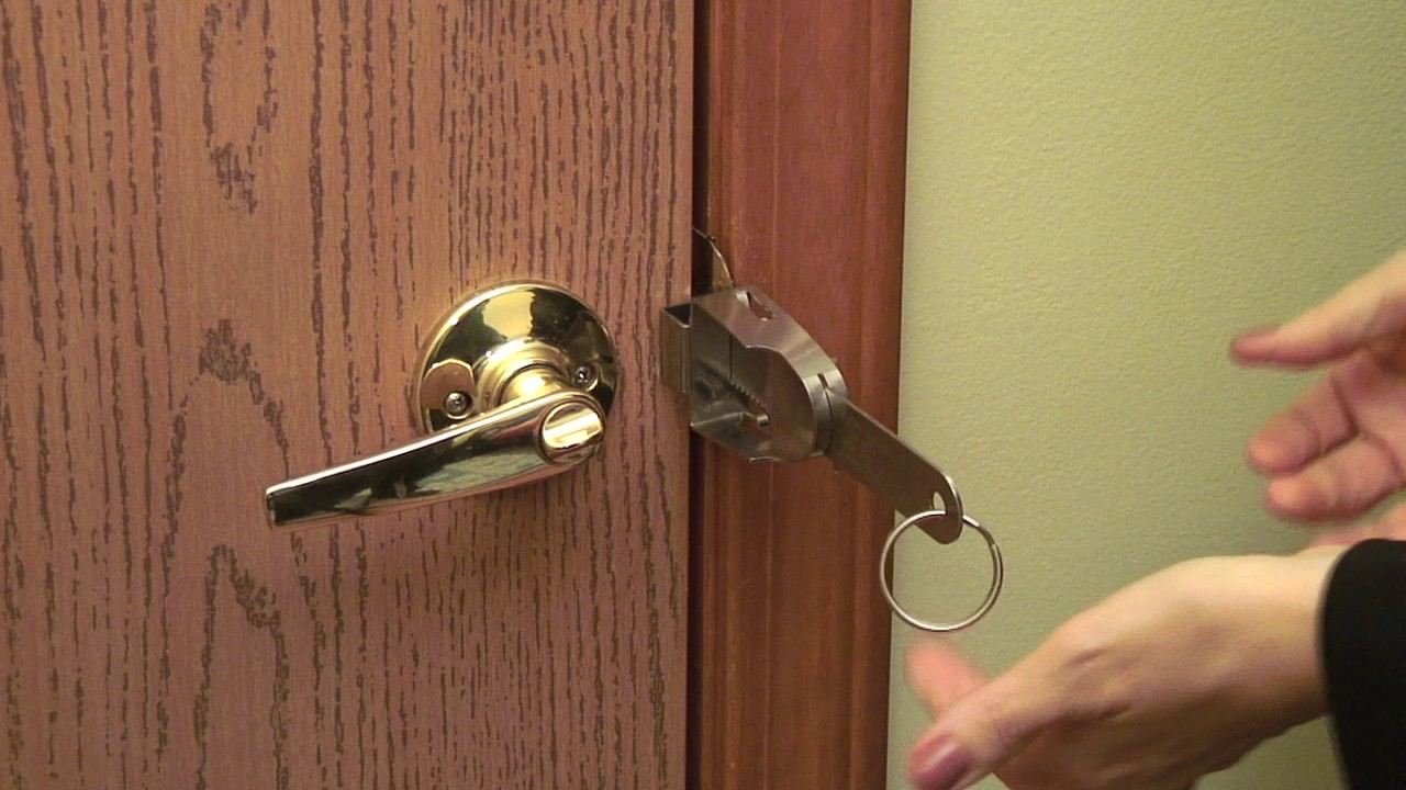 Austism Child Resistant Lock Youtube