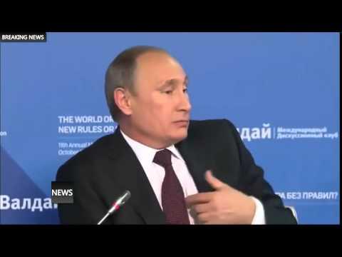 Видео, Хотели унизить Путина  но обломались  ПУТИН дал жару СЕМРКЕ   2015 08 08