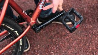 Как купить подержанный велосипед для стрит дерт от Антона Степанова(В этом спецвыпуске видеоблога Антона Степанова, вы узнаете, как грамотно провести внешний осмотр подержанн..., 2013-10-03T00:26:39.000Z)