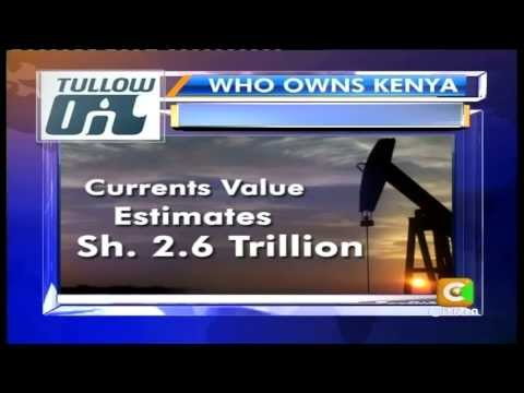 Who Owns Kenya: Tullow Oil