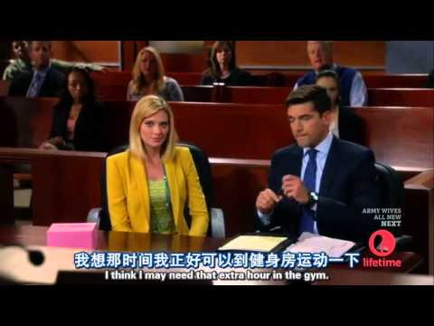 Pake off trail in drop dead diva s4e12 business law - Drop dead diva script ...
