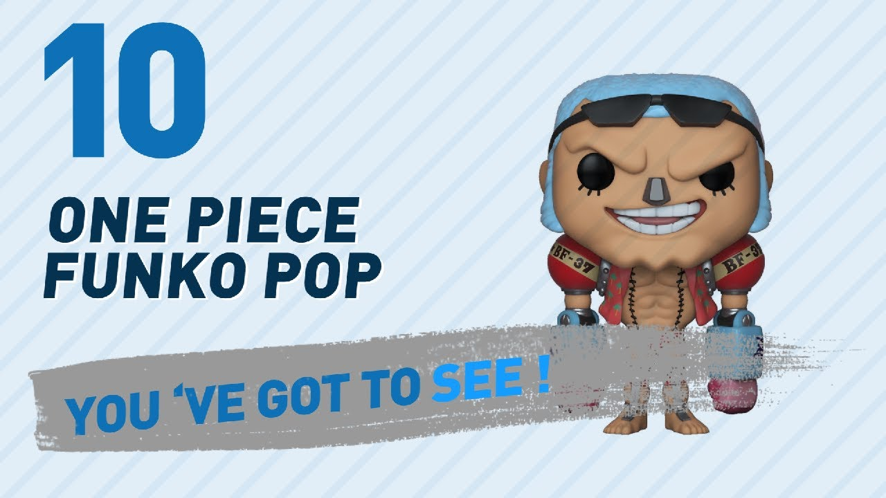 7bed5bad424 Funko Pop Animation  One Piece-Franky
