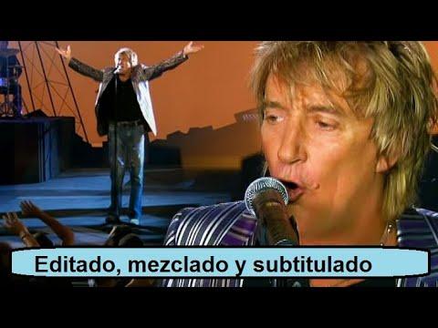 have you ever seen the rain (español) - ROD STEWART - Vdj Jorge ayala 2020