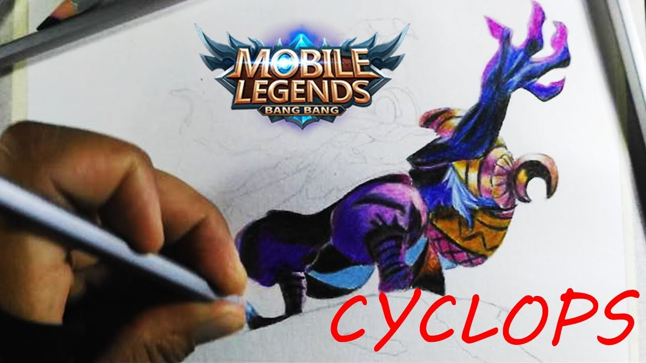 108 Gambar Mobile Legends Cyclops HD