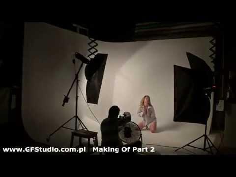 """GF Studio Sesja """"Making of part 2 """" www.GFStudio.com.pl"""