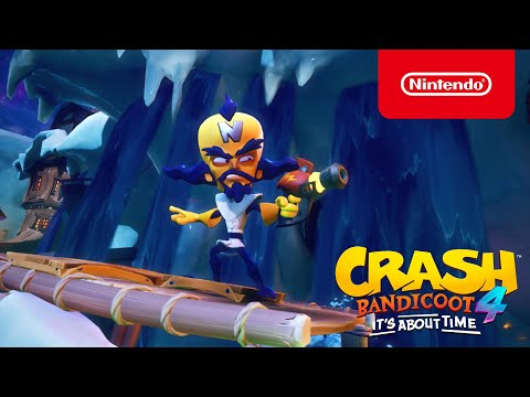 Crash Bandicoot 4: It's About Time - Bande-annonce (Nintendo Switch)