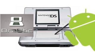 Como Emular  Nintendo DS en Android via Drastic sin  Root  y con Root