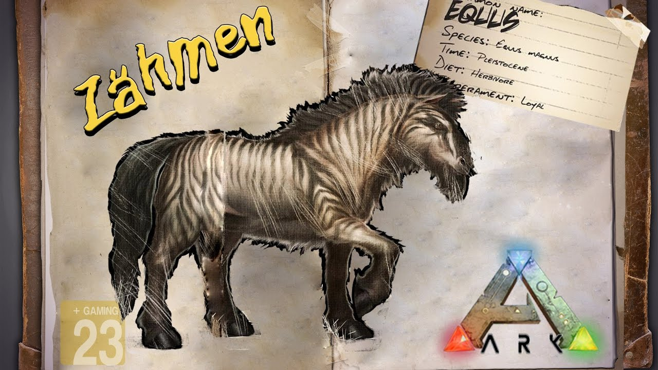 ark how to make exp with equus