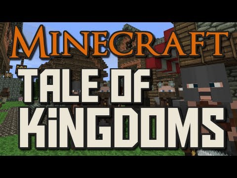 Minecraft: Tales of kingdom 1.6.4 tutorial [2016, Still working]