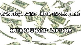 câștigurile din investițiile de bani pe internet