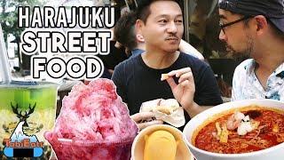 Amazing Street Food in Tokyo HARAJUKU thumbnail