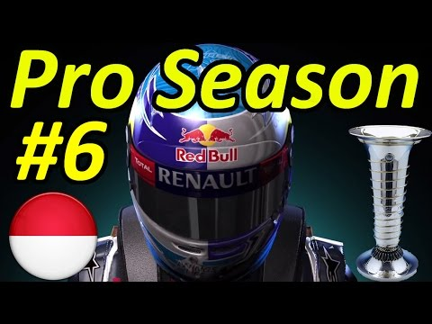 F1 2015 Pro Season Part 6: Monaco Grand Prix