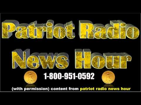 Patriot Radio News Hour: China Concerns Pull Down Commodities