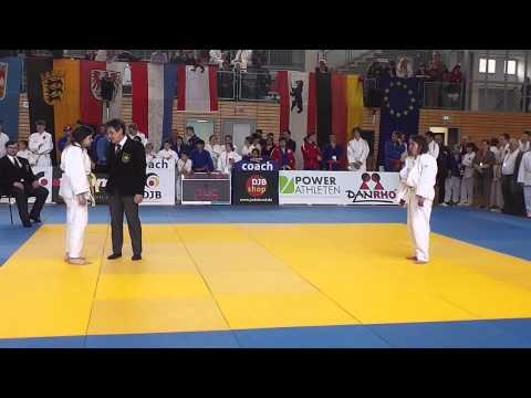 International Deutsche Meisterschaft im G-Judo in Berlin 2014