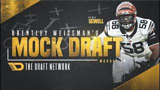 2021 NFL Mock Draft: Brentley Weissman 1.0