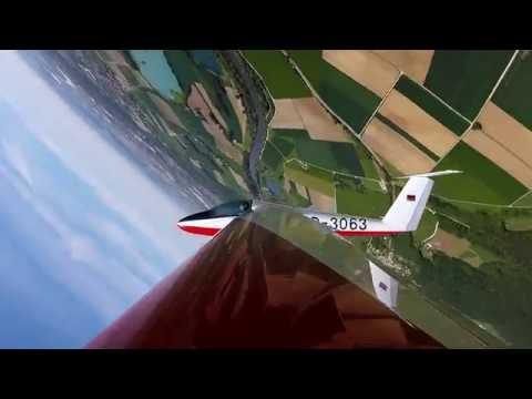 Kunstflug Pilatus B4 Stillberghof