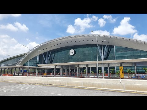 Bangkok Bang Sue Grand Central Station - Almost Completed - High Speed Train China Singapore บางซื่อ