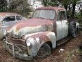 1950 Chevy Pickup Truck For Sale, Call 1-864-348-6079