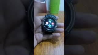 How to open appstore in v8 smart watch