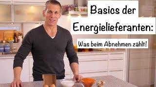 Basics der Energielieferanten: Was beim Abnehmen zählt!