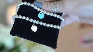 видео Dior Silver набор украшений - обзор, отзывы, где купить