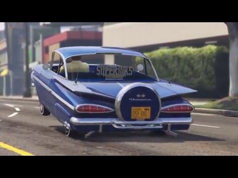 Real Life Lowriders of GTA V ft. Superiors OC Car Club
