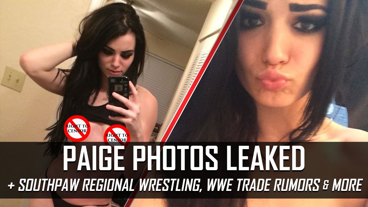 Pics nude wwe paige 15 Hottest