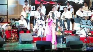 In Aankhon Ki Masti | Live Performance by Sanjeevani Bhelande