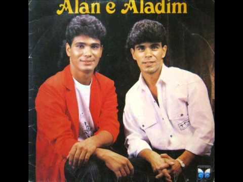 Alan & Aladim (1ª Formação) - Não Vá