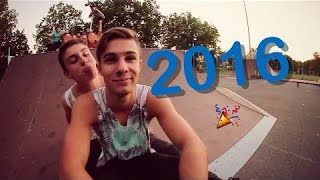 2016 MONTAGE !!! ( BEST MOMENTS )