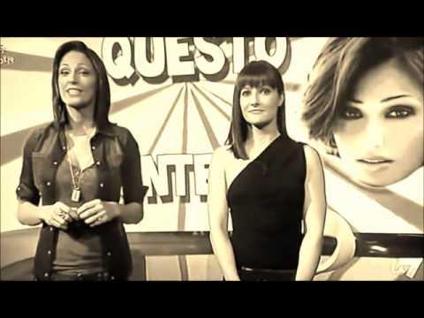 Anna Tatangelo Backstage Telethon Doovi